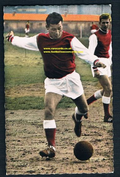 1960 Just Fontaine coloured CLEAN